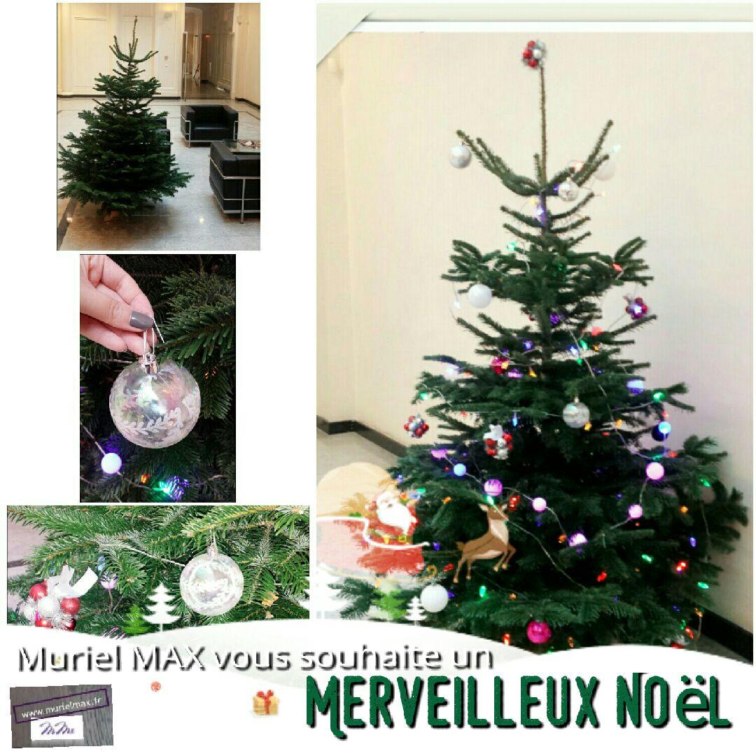 Muriel MAX pour Noël 2016