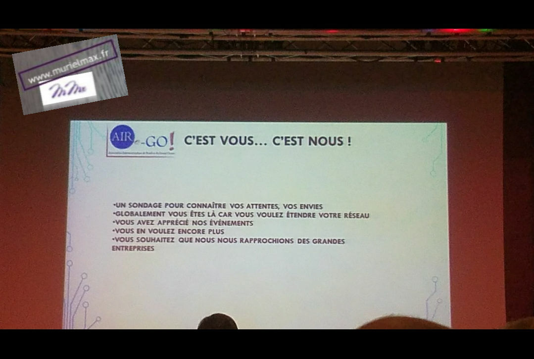 MurielMAX Cheffe Entrepreneure AssociationAirE-GO! Assemblée StCloud 2